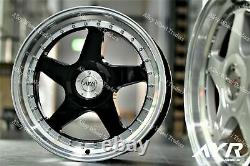 18 Bpl Wheels 04 Alloy Mercedes Vito Viano Vw Transporter Mk3 Mk4 W-r