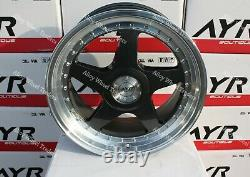 18 Grey 04 Wheels Alloy For Mercedes V Vaneo Class Viano Vito W638 W639