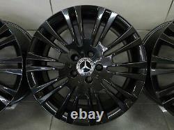 18 Inches Mercedes Benz Vito Viano W639 A6394012602 Alloy Wheels