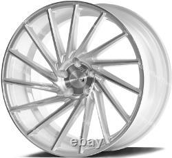 19 Sp Zx1 Alloy Wheels For Mercedes Vito Viano Vw Transporter Mk3 Mk4 5x112