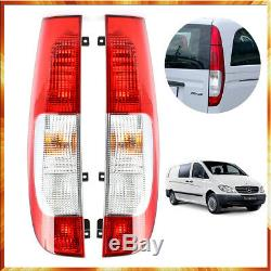 2 X Tail For Mercedes Vito Viano Left And Right W639