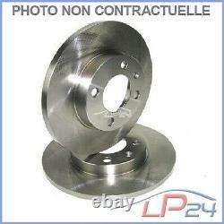2x Brake Disque+placks Ø296 Full Backs Mercedes Benz Viano Vito W639