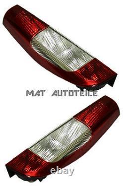 2x Rear Light For Mercedes Vito Viano W639 Left + Right