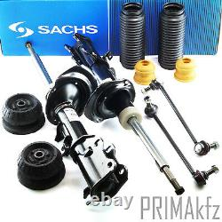 2x Sachs Front Damper + Makes Palier +'coupling Mercedes Vito W639