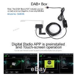 7 Dab + Car Stereo Radio DVD Gps For Mercedes Benz C / Clk Class Viano Vito W203