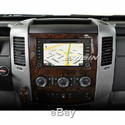 8android 9.0 Dab + Radio CD Gps Mercedes Class A / B Vito Viano Sprinter W639