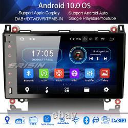 9 Dab-autoradio Android 10.0 For Mercedes Benz A/b Vito Sprinter B200 Carplay