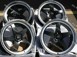 Alloy Wheels 18 Dare F7 For Mercedes Vito Viano Vw Transporter Mk3 Mk4 Wr
