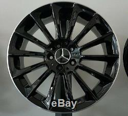 Alloy Wheels Mercedes Class A B C And E Cla 18 Amg Gla Gmp Stellar