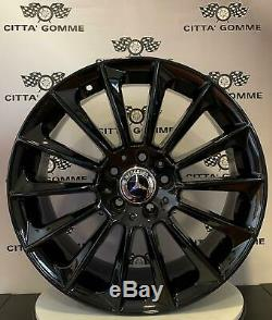 Alloy Wheels Mercedes Class A B C E Cla Gla 18 New Amg Gmp Italy