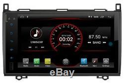 Android 9.0 Mercedes Class A / B Viano / Vito / V-class Sprinter Car Radio Gps 4gb