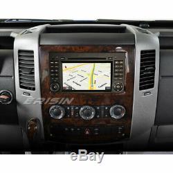 Android 9.0 Radio Dab + Mercedes Benz Class A / B Vito Sprinter W639 Octa-core
