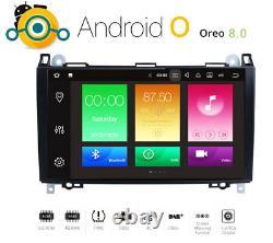 Android Autoradio For Mercedes A B Sprinter Class Vito Viano Gps Usb