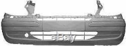 Before Nine Bumper Mercedes Vito Viano W639 Black 2003 To 2010