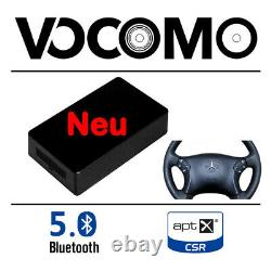 Bluetooth Audio Adapter Ka-2 Mercedes Ntg2.0 Abc G M Smart Forfour Vito Viano