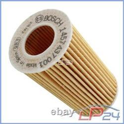 Bosch Oil Filter+9l Castrol Edge Fst 5w-30 LL Mercedes Vito W-638 108-112