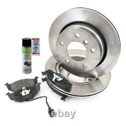 Brake Discs Front Plate For Mercedes-benz Viano W639 CDI 2.2 3.2 Vito