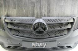 Bumper -mercedes V-class W447 Vito Viano - Pdc Original A4478850425