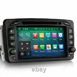 Car Radio For Mercedes Vito Viano W639 Android 10.0 Carplay Gps Dab