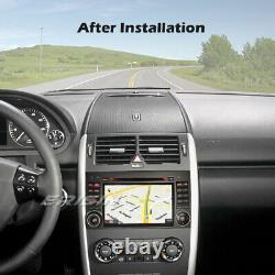 Dab-autoradio Mercedes Benz A/b Class Vito Sprinter Viano Carplay Android 10.0