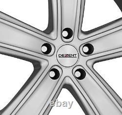 Dezent Th 7.5jx17 Et55 5x112 Wheels For Mercedes Benz Gle M R Viano Vito 17 Pou