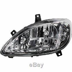 Headlight Set 639 Mercedes Viano / Vito 09 / 03-08 / 09 H7 / H7 / H7 Flashing