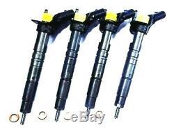 Injectors X4 Mercedes Benz Viano Vito A6460701187 044110033. Read Descript