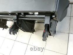 Leather Rear Rear Seat For Mercedes W639 Vito Viano 10-14