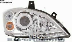 Lights For Mercedes Viano / Vito W639 10-14 Xenon D1s / H7 Led Left