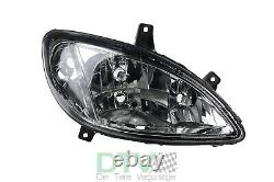 Mercedes 639 Viano Vito Light Kit Ab 3 Up To 9 H7 Left And Right