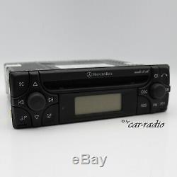 Mercedes Audio 10 Cd-r Alpine Becker Mf2910 Oem CD Radio Radio Tuner Nine