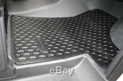 Mercedes Benz Original Rubber Mats 639 W Viano / Vito Lhd Complete New