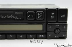 Mercedes Classic Be1150 Mp3 Aux-in Becker Radio 1-din 12v Rds Radio Cassette