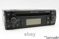 Mercedes Original Autoradio Bluetooth Mp3 Radio Audio 10 CD Mf2910 Sans