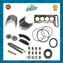 Mercedes Sprinter 2.2 Om651 Engine Culasse Joint & Kit Reconstruction Engine