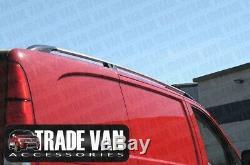 Mercedes Vito Bars Roof Bars Roof Long Alu Model W639