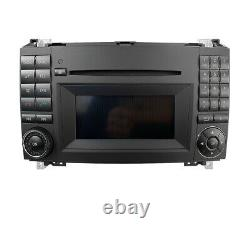 Mercedes Vito Radio Stereo Bluetooth Player Cd, W639 Mf2830 A1699002000