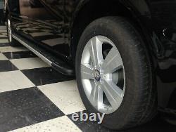 Mercedes Vito Viano W639 Extra Long Wheel Base 2003 Aluminium Footsteps