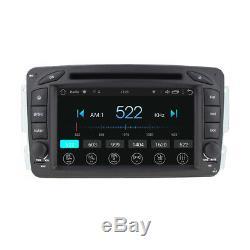 Mercedes-benz C-class W203 Clk Viano Vito Android 8 Car Navigation