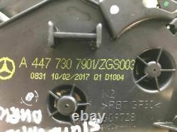 Mercedes-benz Vito Viano W447 2016 Sliding Door Lock A4477307901 Mpt467