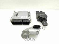 Mercedes-benz Vito Viano W639 2007 Diesel Engine Ecu Kit And Lock Set Min24168