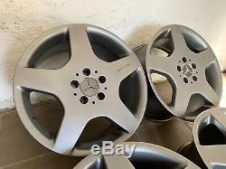 Orig. Amg Wheels 18 Ml55 Mercedes ML W163 W164 W211 W212 Glk Glc Viano Vito