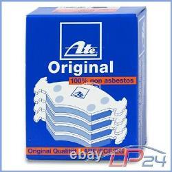 Original Ate Full Discs ' '296' - Mercedes Viano W639 Rear Brake Plate