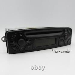 Original Mercedes Audio 10 CD Be6021 Becker Autoradio W203 W209 W639 W463 Radio