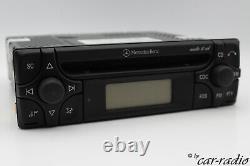 Original Mercedes Audio 10 CD Mf2910 Alpine Becker Car Radio With