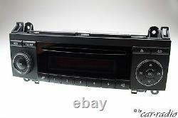 Original Mercedes Audio 5 Be6086 Becker W169 W245 W639 W906 Car Radio CD