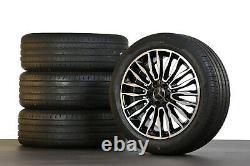 Original Mercedes Summer Wheels 18 Inch V-class W447 Viano W639 A4474013700