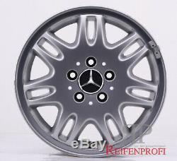 Original Mercedes Vito Viano V-class W639 A6394011802 16 6,5x16 Et60 Mt715