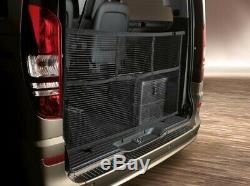 Original Mercedes-benz Fillet Luggage For Vito & Viano 639 Black B66560594