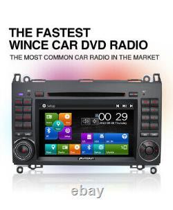 Pumpkin Gps Autoradio Navi DVD For Mercedes Benz Viano Vito A B Class W639 W169